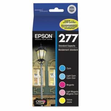 Epson Claria 277 Multi-pack Ink Cartridge