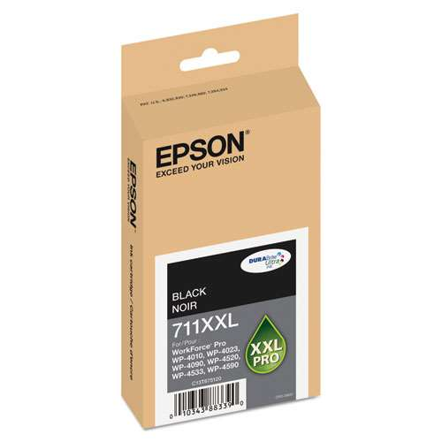 Epson T711 XXL Black Ink Cartridge