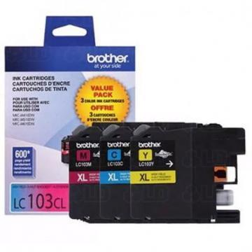 Brother Innobella LC1033PKS Tri-Pack Ink Cartridge