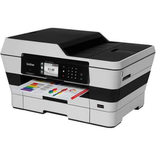 Brother Business Smart MFCJ6925DW Inkjet MFP Printer