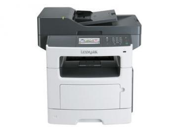 Lexmark MX510DE Laser Multifunction Printer Monochrome