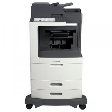 Lexmark MX810DFE Laser Multifunction Mono Printer