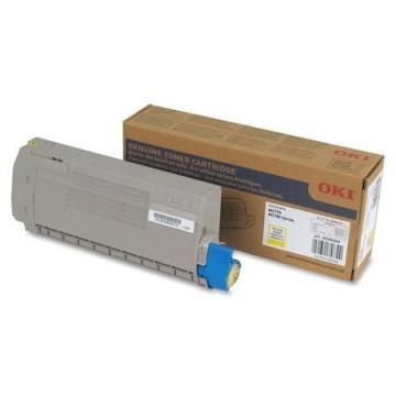 Oki MC770/MC780 Yellow Toner Cartridge