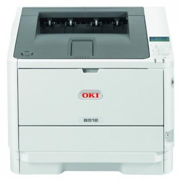 Oki B512dn LED Mono Printer