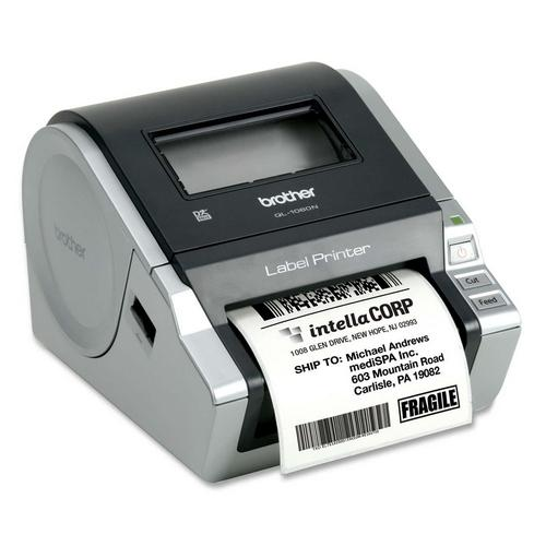 Brother QL-1060N Wide Format Professional Label Printer