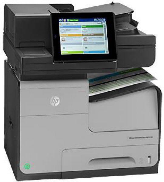 HP OfficeJet Enterprise Color MFP X585f Printer