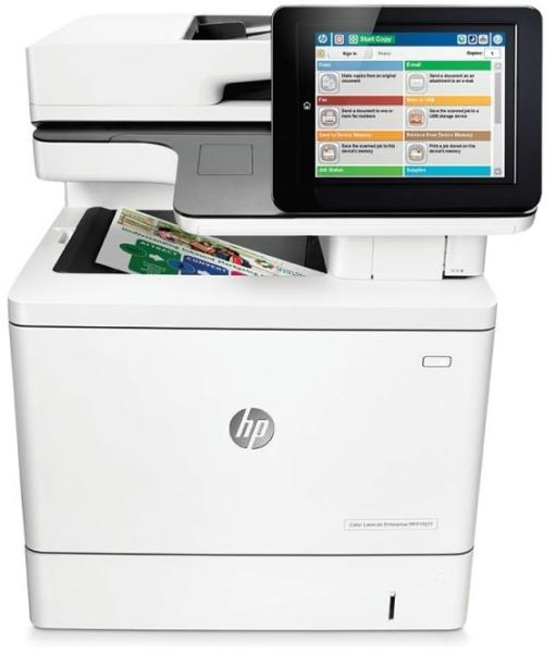 HP Color LaserJet Enterprise MFP M577f  Printer