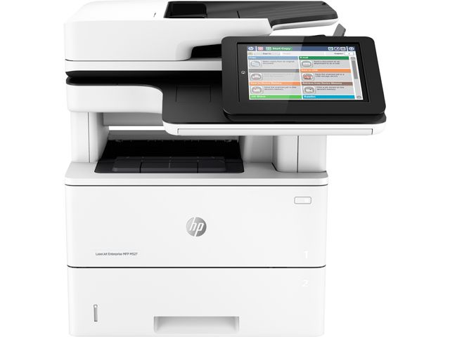 HP LaserJet Enterprise MFP M527z Printer