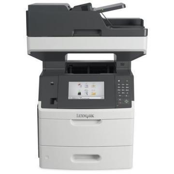 Lexmark MX710dhe Multifunction Mono Laser Printer