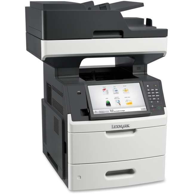 Lexmark MX711de Multifunction Mono Laser Printer