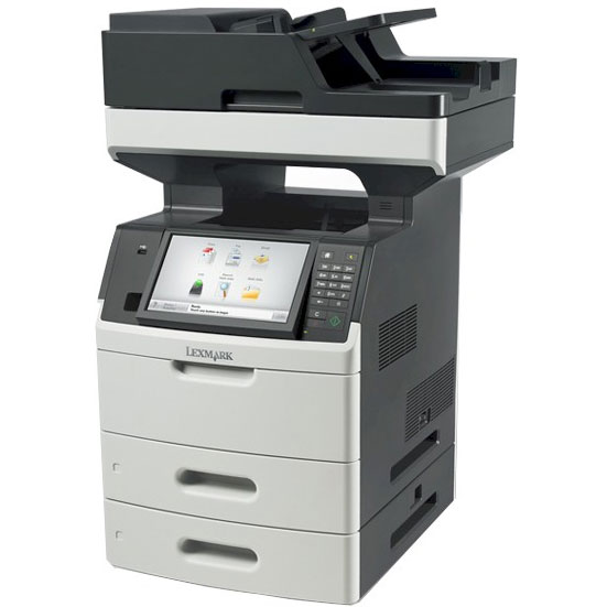 Lexmark MX711dthe Multifunction Mono Laser Printer