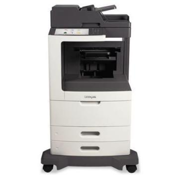Lexmark MX810de Multifunction Mono Laser Printer