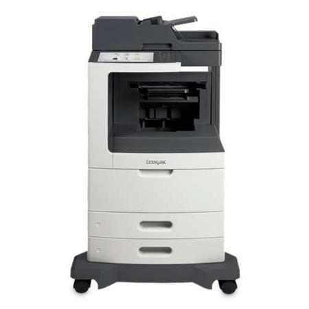 Lexmark MX810dfe Multifunction Mono Laser Printer