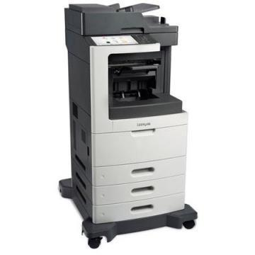 Lexmark MX810dte Multifunction Mono Laser Printer