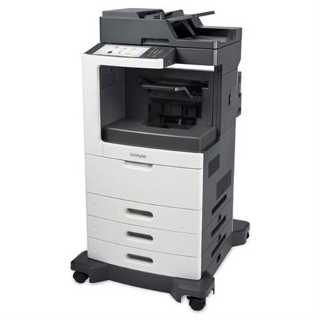 Lexmark MX810dtpe Multifunction Mono Laser Printer