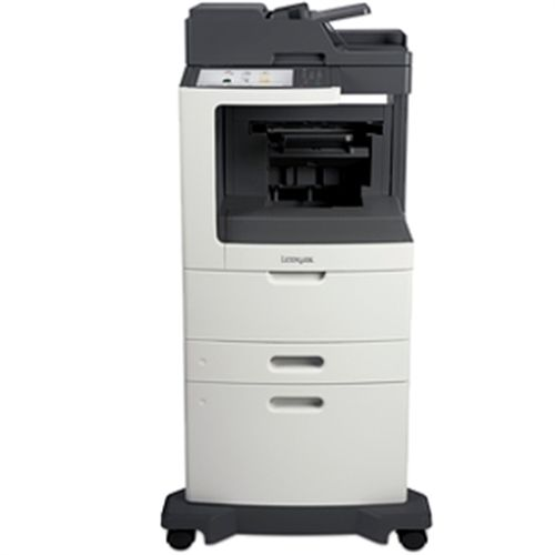 Lexmark MX810dxe Multifunction Mono Laser Printer
