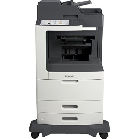 Lexmark MX810dxfe Multifuncton Mono Laser Printer