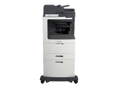Lexmark MX810dxpe Multifunction Mono Laser Printer