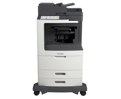 Lexmark MX811dfe Multifunction Mono Laser Printer