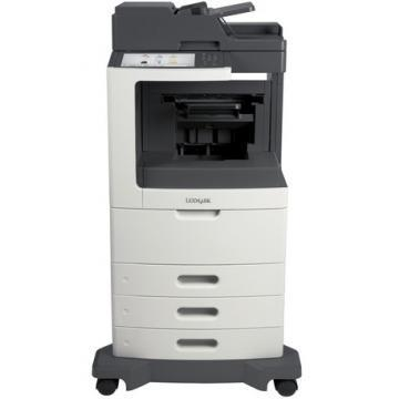 Lexmark MX811dte Multifunction Mono Laser Printer