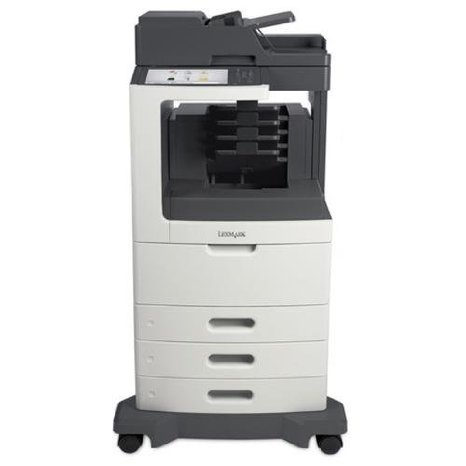 Lexmark MX811dtme Multifunction Mono Laser Printer