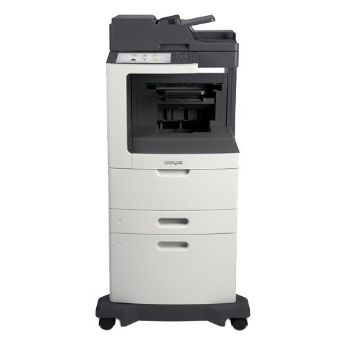Lexmark MX811dxe Multifunction Mono Laser Printer