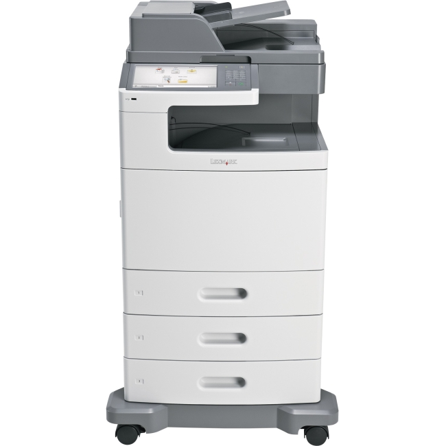 Lexmark MX811dxpe Multifunction Mono Laser Printer