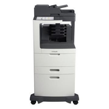 Lexmark MX811dxme Multifunction Mono Laser Printer