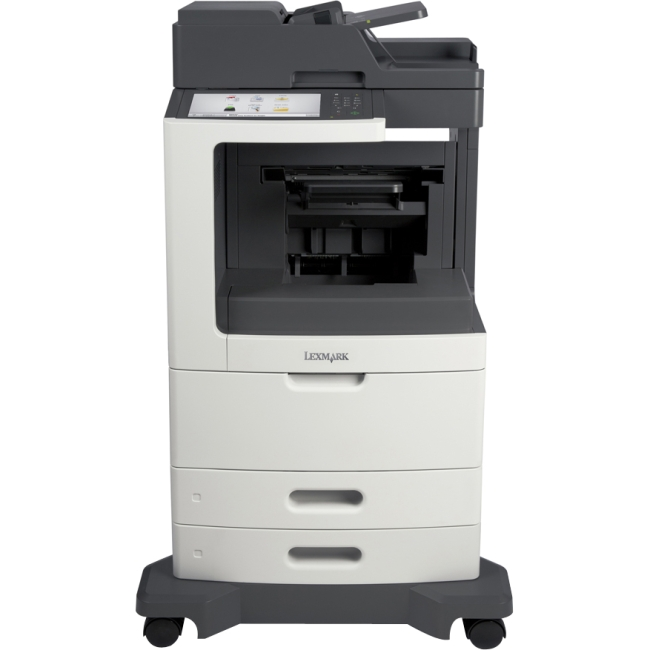 Lexmark MX812de Multifunction Mono Laser Printer