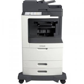 Lexmark MX812dfe Multifunction Mono Laser Printer