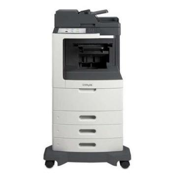 Lexmark MX812dte Multifunction Mono Laser Printer