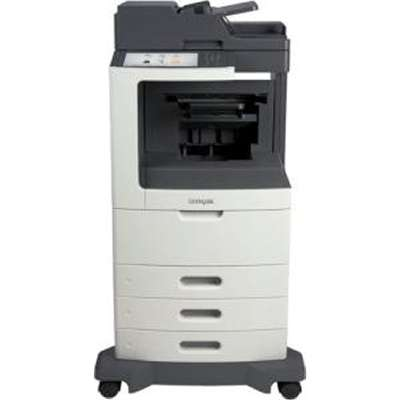 Lexmark MX812dxe Multifunction Mono Laser Printer