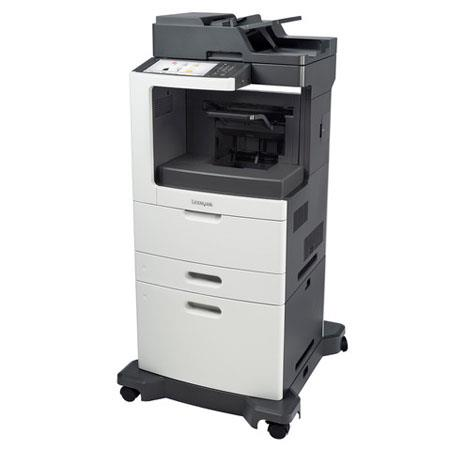 Lexmark MX812dxfe Multifunction Mono Laser Printer