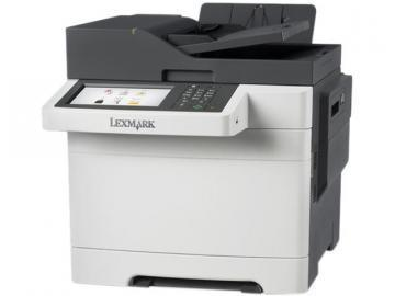 Lexmark CX510dhe Multifunction Color Laser Printer
