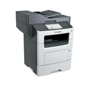 Lexmark MX610de Multifunction Mono Laser Printer