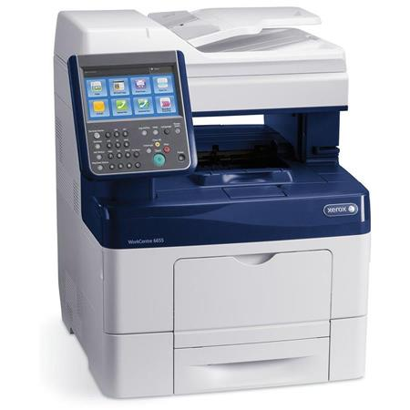 Xerox WorkCentre 6655/X Color MFP Printer
