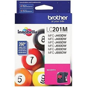 Brother LC201M Innobella Magenta Ink Cartridge