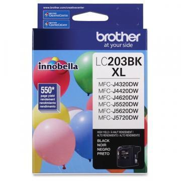 Brother LC203BK Innobella XL Black Ink Cartridge