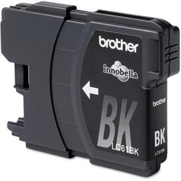 Brother LC61BK Innobella Black Ink Cartridge