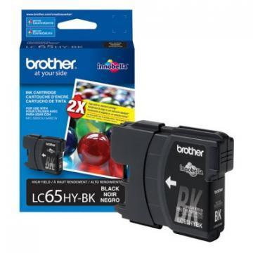 Brother LC65HYBK Innobella High Yield Black Ink Cartridge