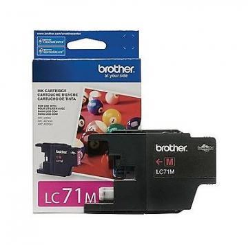 Brother LC71M Innobella Magenta Ink Cartridge