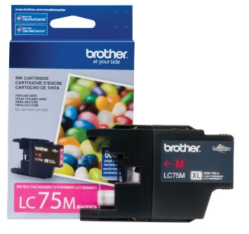 Brother LC75M Innobella XL Magenta Ink Cartridge