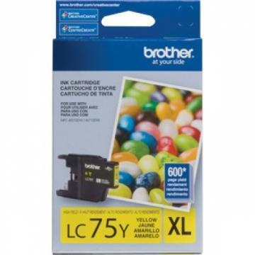 Brother LC75Y Innobella XL Yellow Ink Cartridge