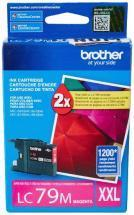Brother LC79M Innobella XXL Magenta Ink Cartridge