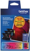 Brother LC79Y Innobella XXL Yellow Ink Cartridge