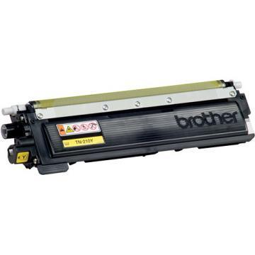 Brother TN210Y Yellow Toner Cartridge