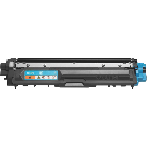 Brother TN221C Cyan Toner