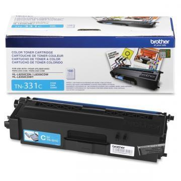 Brother TN331C Cyan Toner
