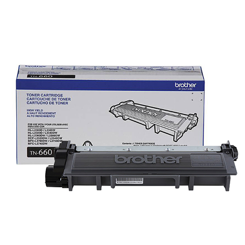 Brother TN660 High Yield Toner