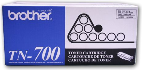 Brother TN-700 Black Toner Cartridge